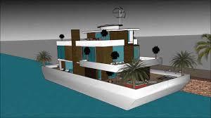 Grand Designs Buckinghamshire Modular Floating House Grand Design In River Thames Tv Show 2014 Buckinghamshire Uk London Permanent