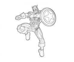 Small Picture Get This Captain America Coloring Pages Printable 41203