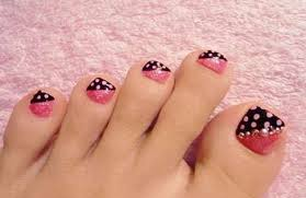 Toe Nail Art Designs Easy Nail Art Designs Toenails Hession Hairdressing