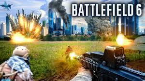 FIRST BATTLEFIELD 6 TEASE By DEVS😵 - Battlefield 6 Gameplay Leaks Details  (BF6 Reveal Trailer Date) - YouTube