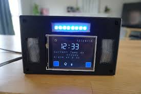 picture of ntime the arduino powered smart alarm system