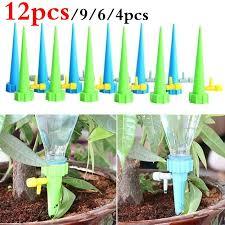 Popular <b>Plant</b> Drip Irrigation System <b>Adjustable</b> Spikes <b>Watering</b> ...