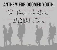 wilfred owen anthem for doomed youth essay conclusion  wilfred owen anthem for doomed youth essay conclusion