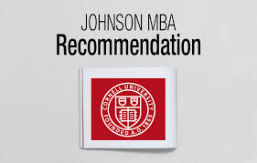 johnson mba recommendation ⋆ fxmbaconsulting