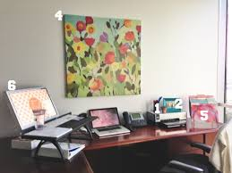 decorate corporate office. Office3 From Corporate Office Decorating Ideas, Source:myprettypennies.com Decorate C