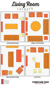 Feng shui tips furniture placement Door Infographic Living Room Layout Guide Pinterest Living Room Layout Guide Home Tips And Tricks Living Room Room