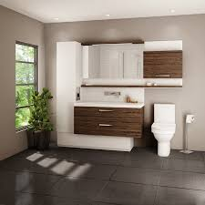 modern bathroom renovation in edmonton tiles and vanities