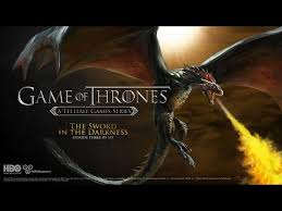 The <b>Sword In The Darkness</b> Trailer - Game of Thrones: A Telltale ...