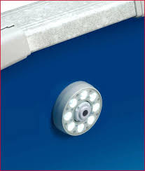 led in ground pool light solar lights for pools a comfortable swimming inground t14