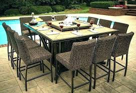 fire pit dining tables fire pit dining set patio dining table with fire pit dining table