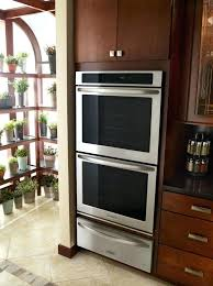 kitchenaid double wall ovens double electric wall oven with cu true convection ovens 3 oven racks kitchenaid double wall ovens