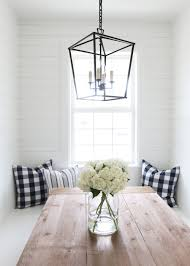 Chandeliers For Kitchen Tables Farmhouse Kitchen Nook Nooks Breakfast Nooks And Farmhouse Table