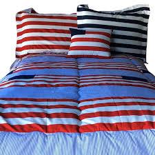 Freedom Bunk Bed Hugger American Flag Bedding