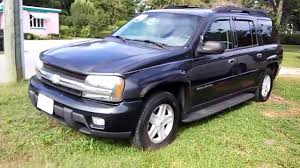 2003 Chevrolet Trailblazer LT Startup and Review (No Commentary ...