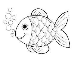 rainbow fish coloring page free printable fish coloring pages fish coloring pages fish coloring pages b fish a small