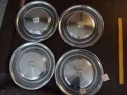 cadillac s s vintage hub caps set of  image is loading cadillac 70 039 s 80 039 s vintage