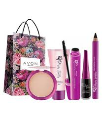 avon simply pretty makeup gift for her set of 5 avon simply pretty makeup gift for her set of 5 at best s in india snapdeal