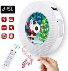 kecag estgosz cd player wall mountable