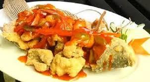Lihat juga resep ayam goreng asam manis enak lainnya. Resepi Ikan Saos Asam Manis Ncc Pawtaste Com