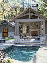 pool house kitchen. 25 Outdoor Kitchen Design And Ideas For Your Stunning Pool House Designs With