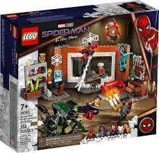 LEGO Spider-Man: No Way Home: Erste ...