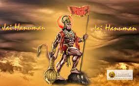 Angry Hanuman Hd Wallpaper On ...