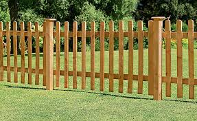 picket fence panels fence panels