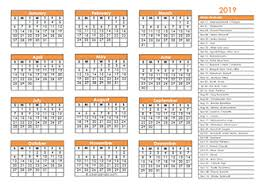 School Calendar Template 2015 2020 2019 Hindu Calendar Hindu Religious Festival Calendar 2019