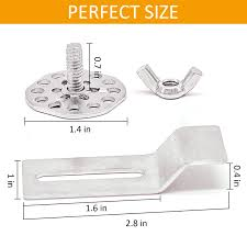 Undermount Sink Clips Epoxy Sink Clip Kits Heavy Duty Undermount