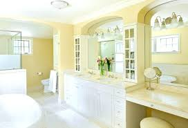 Pale Yellow Bathroom Accessories