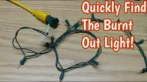 Is There An Easy Way To Check Christmas Lights How To Easily Find Bad Christmas Light Bulbs