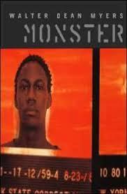 monster myers novel monster walter dean myers novel cover art jpg