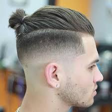 Coupe De Cheveux Homme Dégradé Avec Trait Comment Ladopter