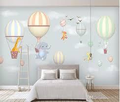 custom childrens room wall 3d wallpaper