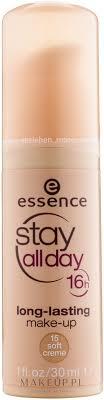 podkład essence stay all day long lasting make up zdjęcie n1