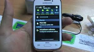 Samsung Galaxy Young Duos S6312 ( S6310 ...