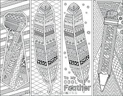 Bookmark Coloring Pages Bookmarks Coloring Pages Special Offer Free Printable