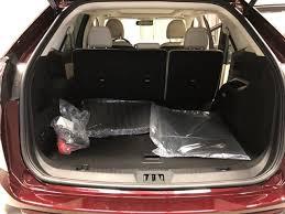 2018 ford edge trunk. 2018 ford edge titanium awd - 17309371 11 trunk