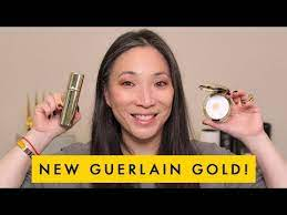 guerlain parure gold radiance