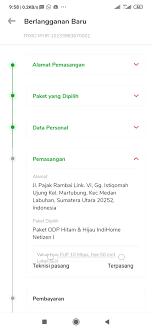 Klik notifikasi dengan icon lonceng di kanan atas layar. Pasang Indihome Dipersulit Padahal Jaringan Tersedia Media Konsumen