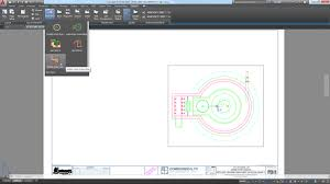 autocad 2018 1 update views and viewports