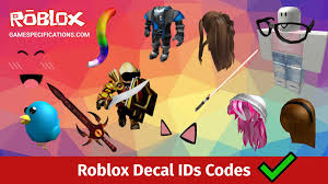 You can get the catalog page of a specific hat using the id. 70 Popular Roblox Decal Ids Codes 2021 Game Specifications