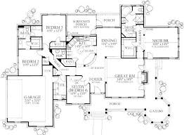 Traditional Style House Plan  4 Beds 200 Baths 2200 SqFt Plan 2200 Sq Ft House Plans