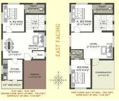 20x30 house plans duplex house plans south facing luxury east facing duplex house plans of duplex