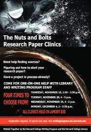 i need help writing my term paper ssays for research buy   the nuts and bolts research paper clinics harvard college need help writing my research clinics we