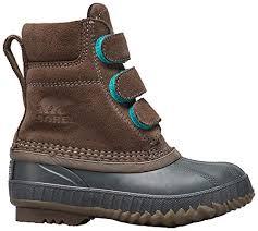 Sorel Kids Childrens Cheyanne Ii Velcro Snow Boot