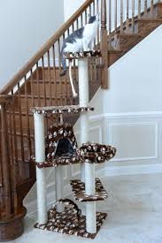 Cat Tree Designs Free The Elegant Cat Tree By Armarkat Free Shipping And Tax