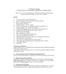 Sample Meeting Minutes Template Board Pdf Free Vologdanews Me