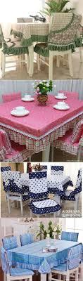 <b>Скатерти</b> и чехлы на стулья для кухни #ChairCovers | Table ...
