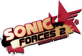 Sonic Forces 2 logo : SonicTheHedgehog